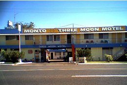 Monto Three Moon Motel - Mount Gambier Accommodation