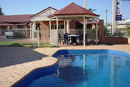 Roma Mid Town Motor Inn - Mount Gambier Accommodation
