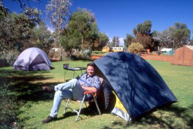 Voyages Ayers Rock Camp Ground - Mount Gambier Accommodation