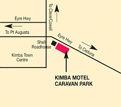 Kimba Motel Caravan Park - Mount Gambier Accommodation