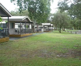 Beachfront Caravan Park - Mount Gambier Accommodation