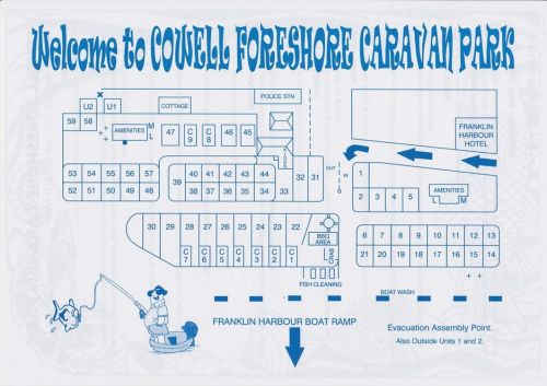 Cowell Foreshore Caravan Park amp Holiday Units - Mount Gambier Accommodation