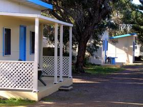 Kingscote Nepean Bay Tourist Park And Parade Units - Mount Gambier Accommodation