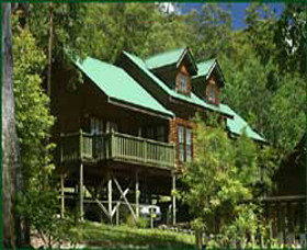 Barrington Wilderness Cottages - Mount Gambier Accommodation