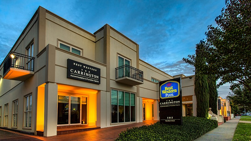 BEST WESTERN PLUS The Carrington - Mount Gambier Accommodation