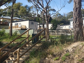 Coningham Beach Holiday Cabins - Mount Gambier Accommodation