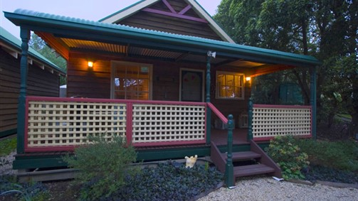 Trawool Cottages  Farmstay - Mount Gambier Accommodation