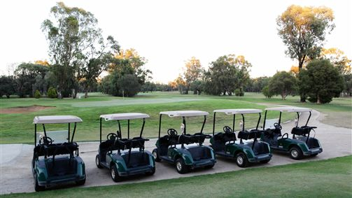 Deniliquin Golf Leisure Resort - Mount Gambier Accommodation