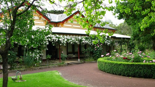Quamby Homestead - Mount Gambier Accommodation
