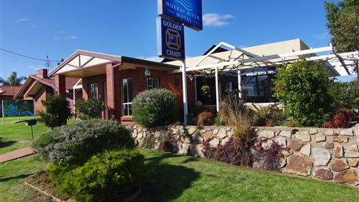 Murray River Motel - Mount Gambier Accommodation