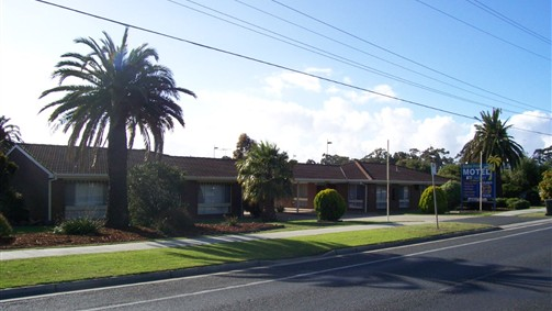 Geelong Golden Palms Motel - Mount Gambier Accommodation