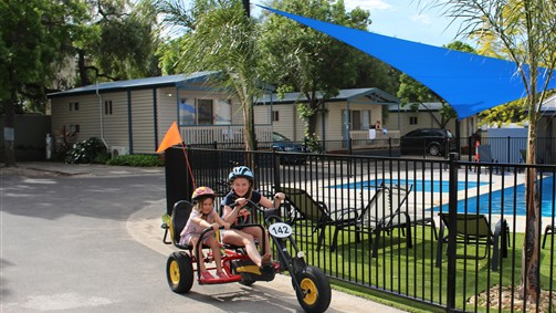 Barwon River Tourist Park - Mount Gambier Accommodation