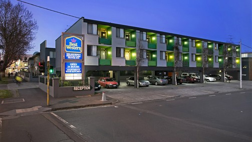 Best Western Melbourne's Princes Park Motor Inn - Mount Gambier Accommodation