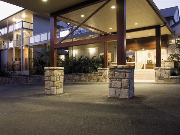 Mercure Clear Mountain Lodge Spa and Vineyard - Mount Gambier Accommodation
