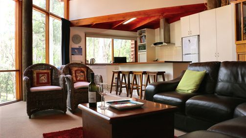 MannaGum Alpine Lodge - Mount Gambier Accommodation