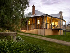Longview Vineyard Homestead - Mount Gambier Accommodation