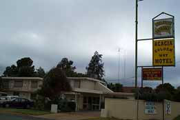 Acacia Golden Way Motel - Mount Gambier Accommodation