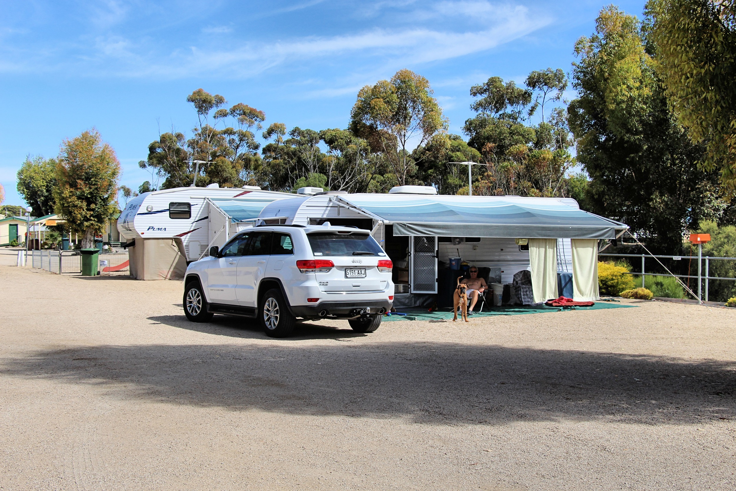 Ardrossan Caravan Park - Mount Gambier Accommodation