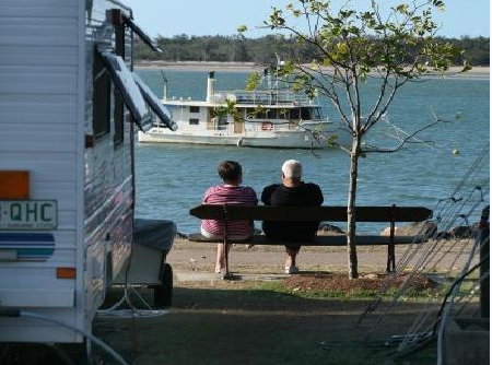 Burrum Heads Beachfront Tourist Park - Mount Gambier Accommodation