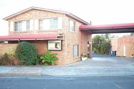 Clock Tower Motor Inn - Mount Gambier Accommodation
