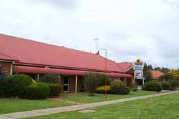 Quality Inn Parkes International - Mount Gambier Accommodation