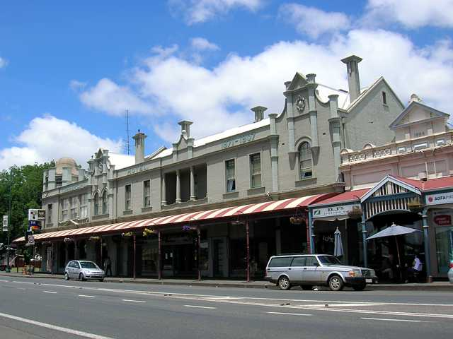 Commercial Hotel Camperdown - Mount Gambier Accommodation