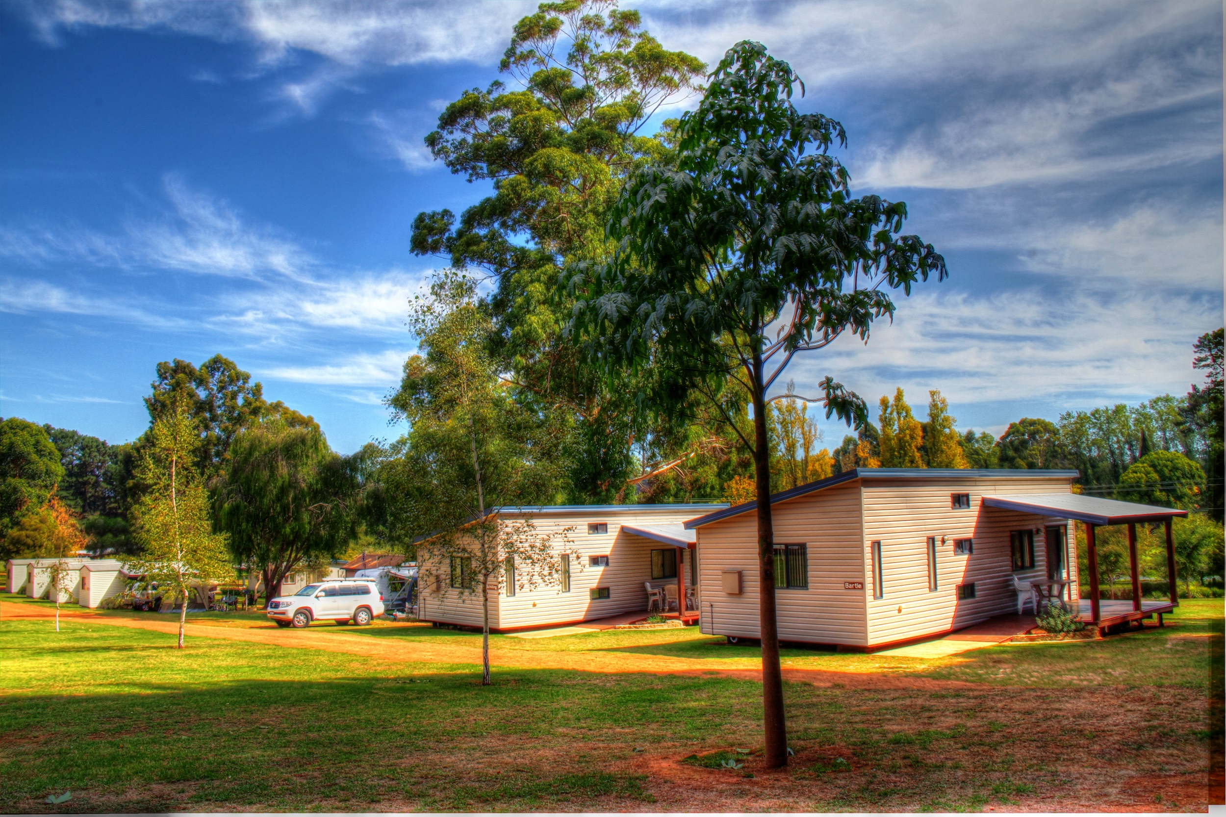 Fontys Pool Caravan Park and Chalets
