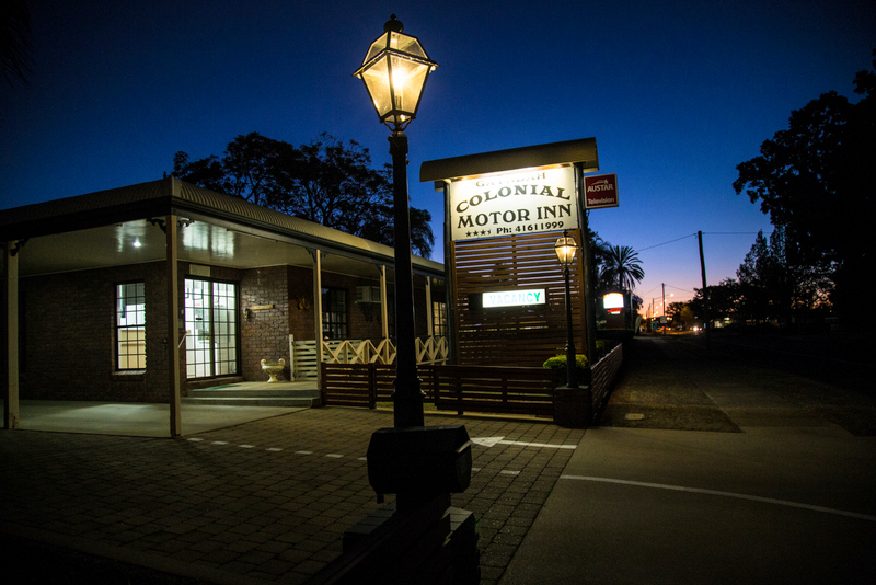 Gayndah Colonial Motor Inn - Mount Gambier Accommodation