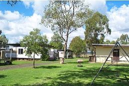Glasbys Caravan Park - Mount Gambier Accommodation