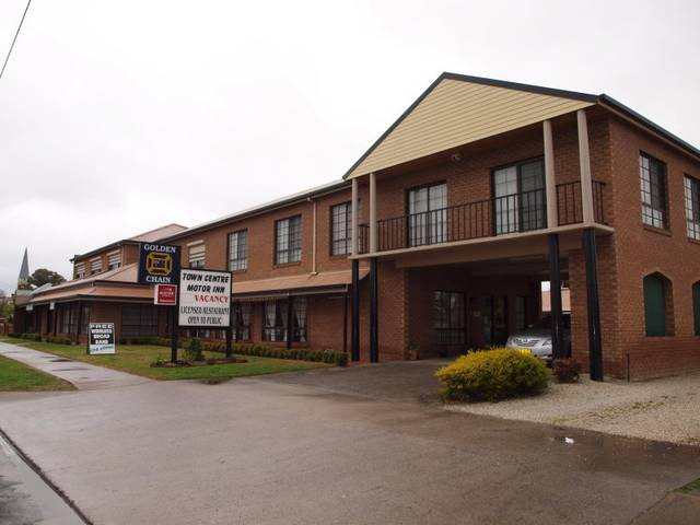 Holbrook Town Centre Motor Inn - Mount Gambier Accommodation