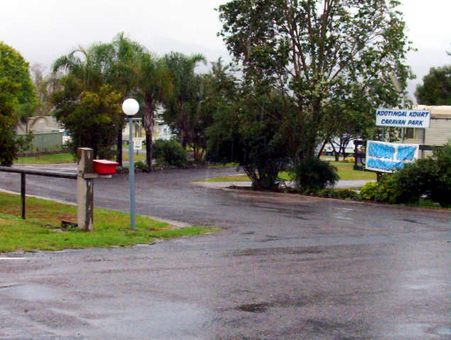 Kootingal Kourt Caravan Park - Mount Gambier Accommodation