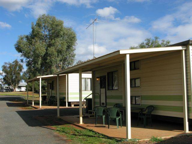 Lake View Caravan Park - Mount Gambier Accommodation