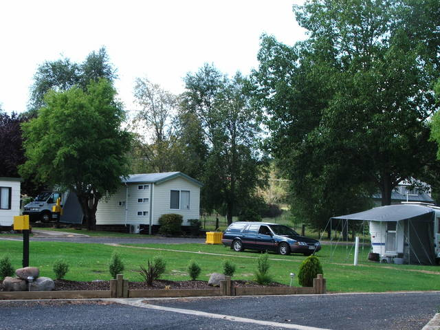 Poplar Caravan Park - Mount Gambier Accommodation
