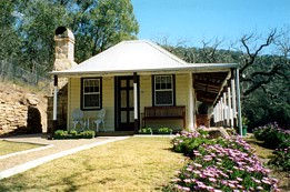 Price Morris Cottage - Mount Gambier Accommodation