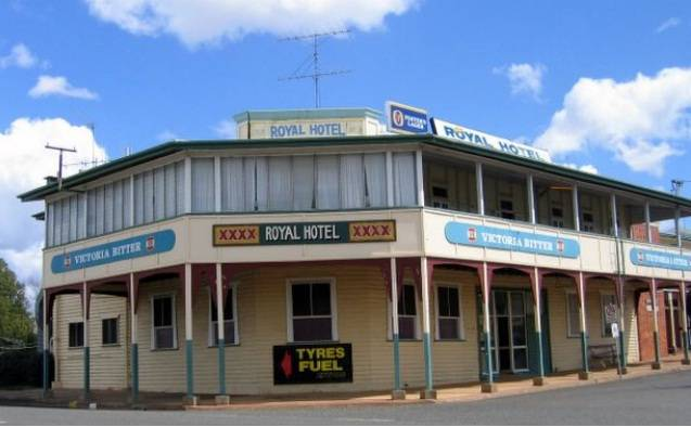 Royal Hotel Mundubbera - Mount Gambier Accommodation