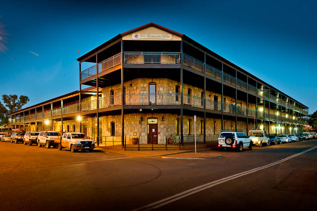 The Esplanade Hotel Port Hedland - Mount Gambier Accommodation