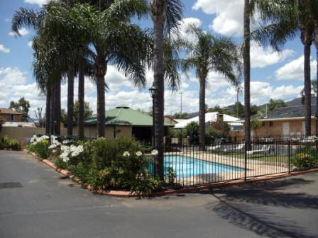 Town  Country Motor Inn Tamworth - Mount Gambier Accommodation