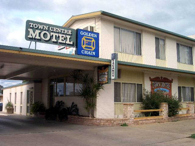 Town Centre Motel - Mount Gambier Accommodation