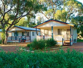 Woodman Point Holiday Park - Aspen Parks - Mount Gambier Accommodation