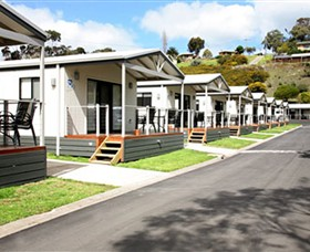 Geelong Riverview Tourist Park BIG4 - Aspen Parks - Mount Gambier Accommodation