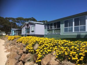 Dolphins Point Tourist Park - Mount Gambier Accommodation