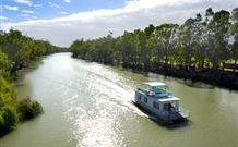 Edward River Houseboats - Mount Gambier Accommodation