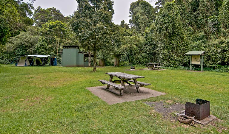 Forest Tops campground - Mount Gambier Accommodation