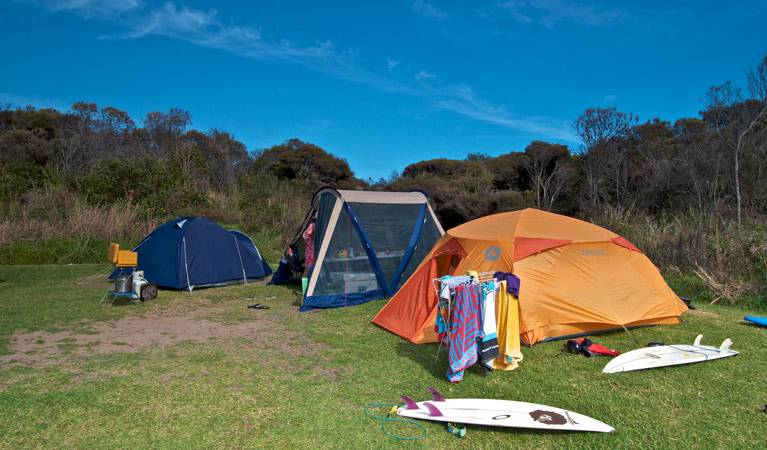 Frazer campground - Mount Gambier Accommodation
