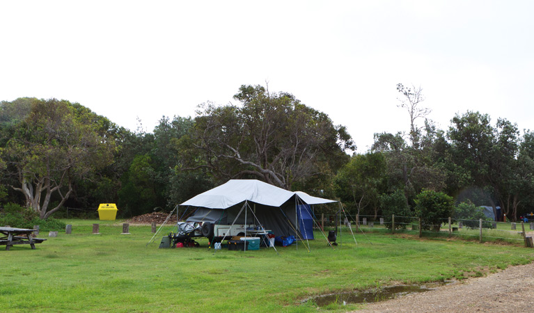 Illaroo campground - Mount Gambier Accommodation