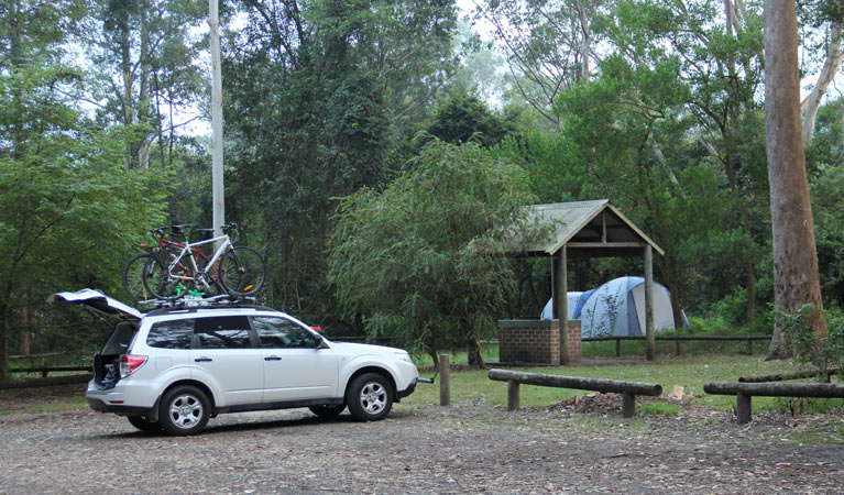 Mill Creek campground - Mount Gambier Accommodation