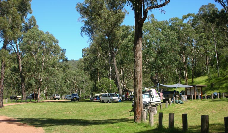 Washpools campground - Mount Gambier Accommodation