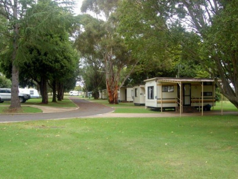 Glen Rest Tourist Park - Mount Gambier Accommodation