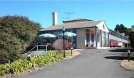 Blue Mountains G'day Motel - Mount Gambier Accommodation