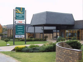 Quality Inn Baton Rouge - Mount Gambier Accommodation